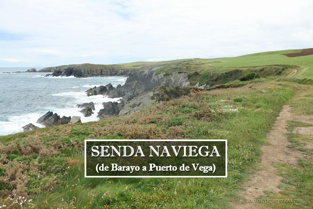 Senda Costera Naviega: De Barayo a Puerto de Vega