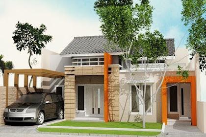 Desain Rumah Minimalis Dengan Garasi
