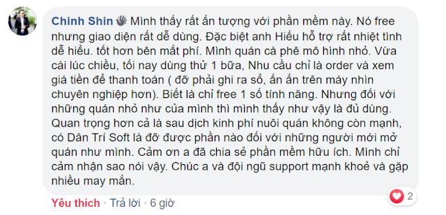 Phần mềm tính tiền miễn phí tốt nhất ở Việt Nam