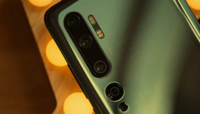 new mobile with 192mp camera