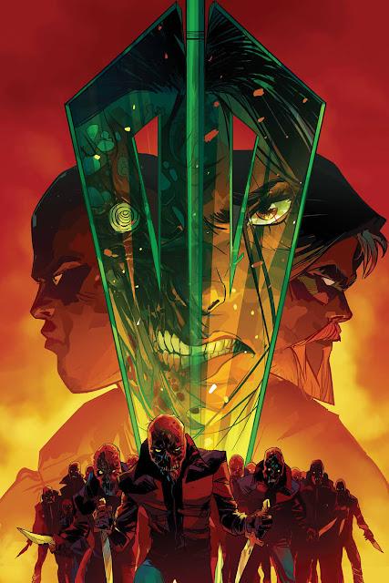 green arrow dc comics rebirth