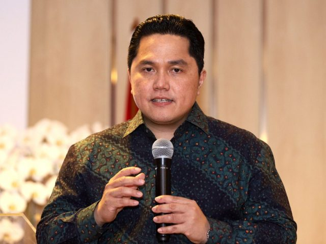 Erick Thohir Tolak Mentah-mentah Tuntutan Massa 212 agar Copot Ahok
