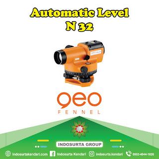 Jual Automatic Level Geo Fennel N 32 di Kendari