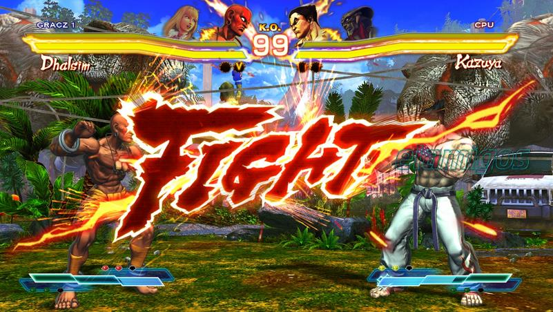 Street Fighter X Tekken PC Full Español