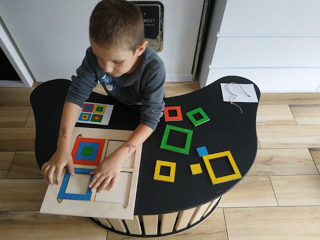 Kwadratowa układanka lewopółkulowa- w czym rzecz?