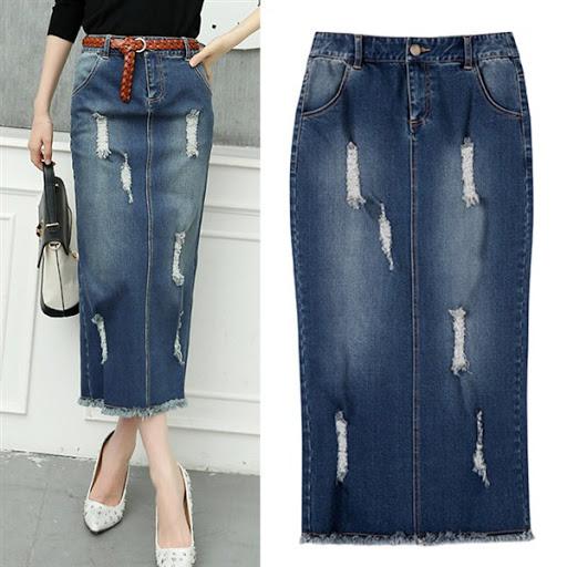 Model Rok Jeans Denim Wanita Trend Terbaru 2016 - Danitailor