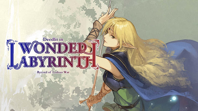 Record of Lodoss War: Deedlit in Wonder Labyrinth chegará ao Switch em dezembro