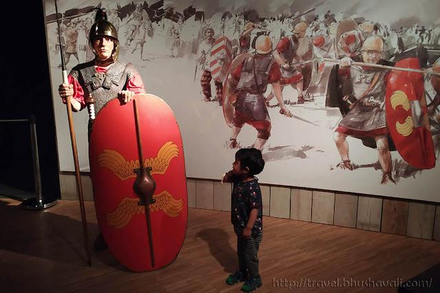 Gallo Roman Museum Tongeren Belgium