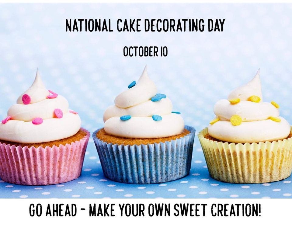 National Cake Decorating Day Wishes Lovely Pics