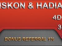 MAPSTOTO (HADIAH TERBESAR 4D 9.800.000 & DISC 1%) & LIVE GAME