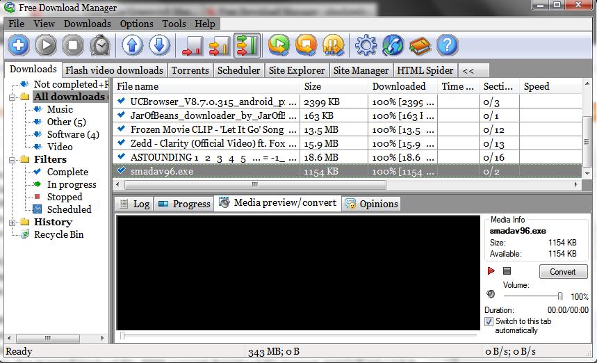 Tahutek Net Open Source Open Future Free Download Manager Aplikasi Download Manager Terbaik Untuk Windows