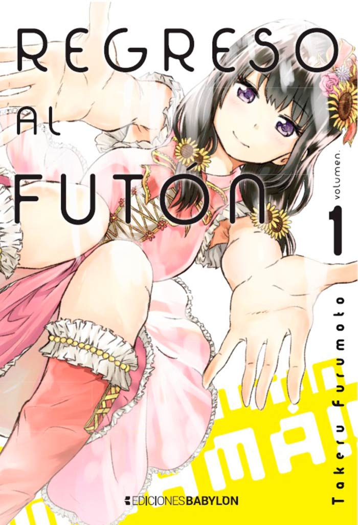 Regreso al futón (Back to the Kaasan) manga - Takeru Furumoto - Ediciones Babylon