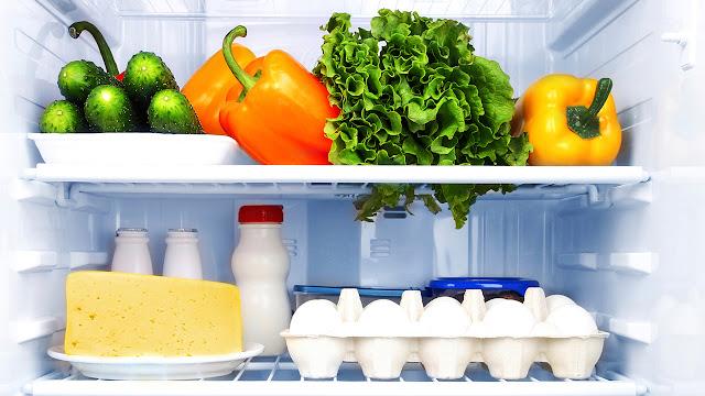 أحذر : بعض الأطعمة تفسد اذا تم حفظها فى التجميد !
