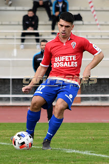 Iván Morcillo Real Aranjuez Fútbol