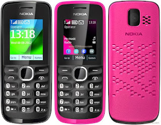 Nokia 111 (RM-811) 3.32 Final Version Flash File