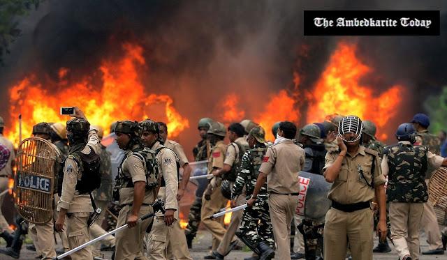 Pratapgarh: Dalit Man In UP Charred To Death Post India-Pak Match Victory Celebration