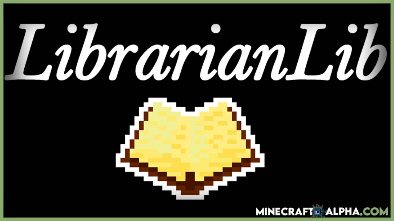 Minecraft LibrarianLib 1.17.1(Library for TeamWizardry's Mods)