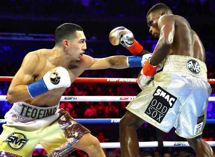 Teofimo Lopez Crushes Richard Commey, Wins IBF Title