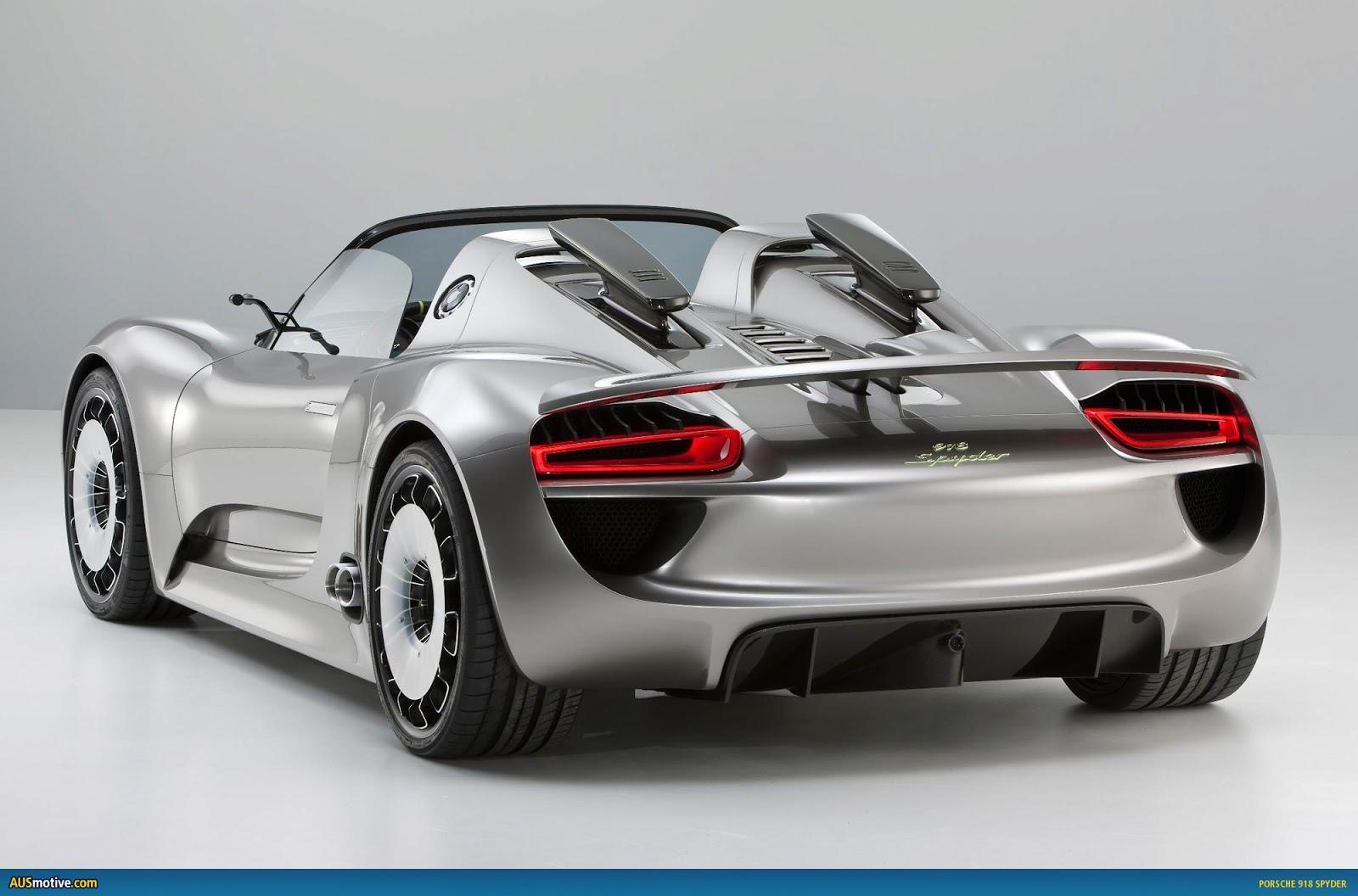 "Car Information Porsche Leader ""Troll"" On 918 Spyder"