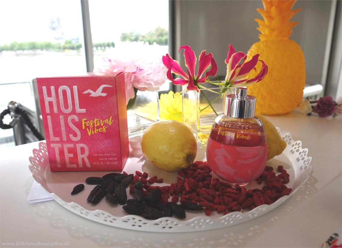 beautypress Bloggerevent 'Leinen los' - Hollister Festival Vibes