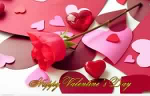 Happy Valentine Day my love