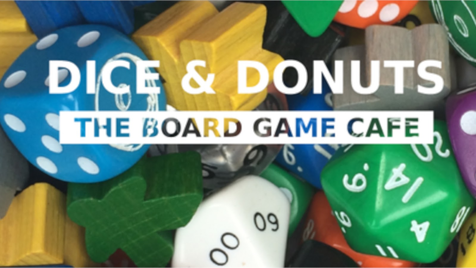News Collider Board Game Dice and Doughnuts Unpaid Staff