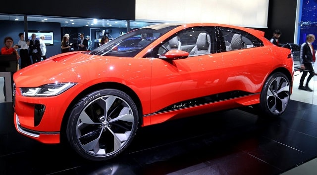 guide top luxury ev jaguar i-pace electric vehicle
