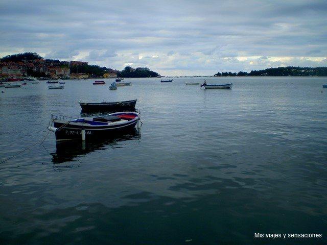 Estuario de San Vicente de la Barquera, Cantabria
