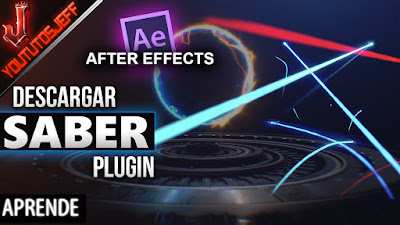 plugin saber, after effects, plugin saber para after effects