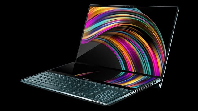 ASUS ZenBook Pro Duo: The dual-screen laptop launched at Rs. 2, 09,990