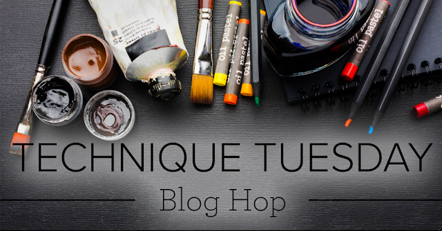 Stamparatus Technique Tuesday Blog Hop