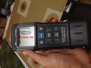 Darmatek Jual Lutron VT-8204 Vibration / Tachometer 3 in 1