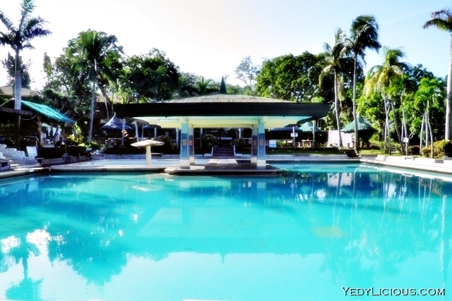 Upper Swimming Pool at Luisa Ridge Pansol Laguna