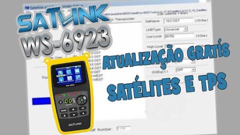 ATUALIZAÇÃO GRATÍS DO SATLINK WS-6933 - AGOSTO 2017