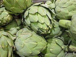 alimentos para bajar la presión alcachofas