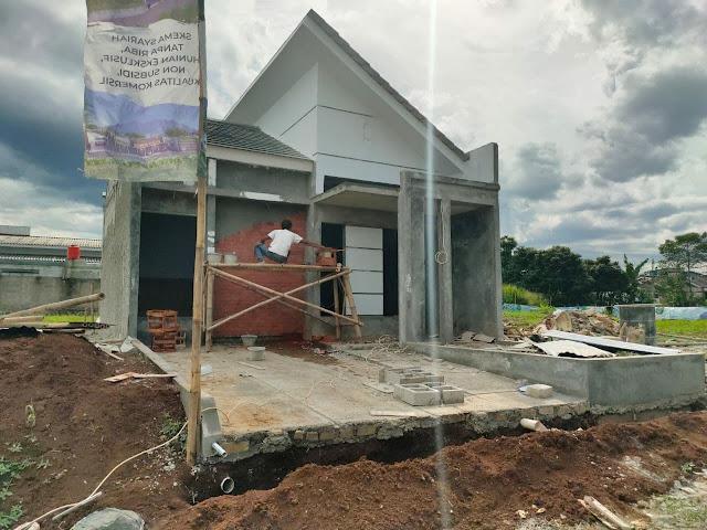 Green tabiin residence perumahan syariah Ciampea Bogor barat