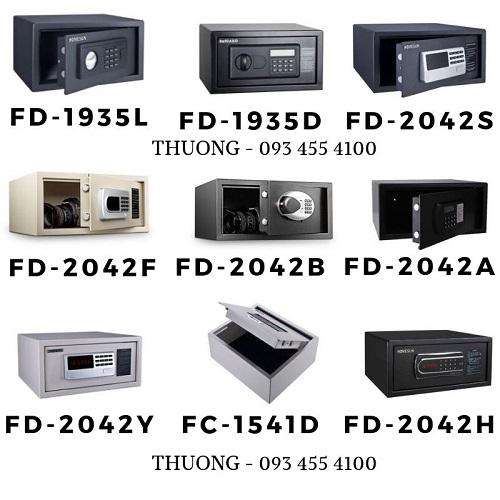 Các vấn đề cần chú ý khi sử dụng két điện tử khách sạn mini Homesun (P.1)