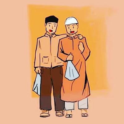 muhammadiyah dan salafi serupa tapi tak sama ini bedanya