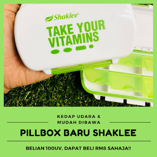 New Pillbox Shaklee