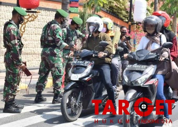 Jelang Libur Panjang, Kapenrem 081/DSJ Ingatkan Disiplin Prokes