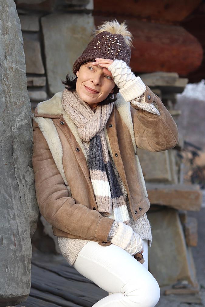 Zimowy kożuszek