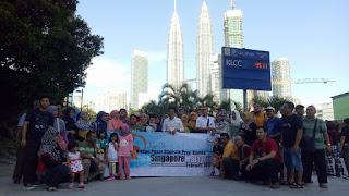 Wisata Twin Towers Malaysia