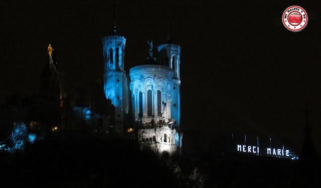 Fête des lumières 2014 Lyon