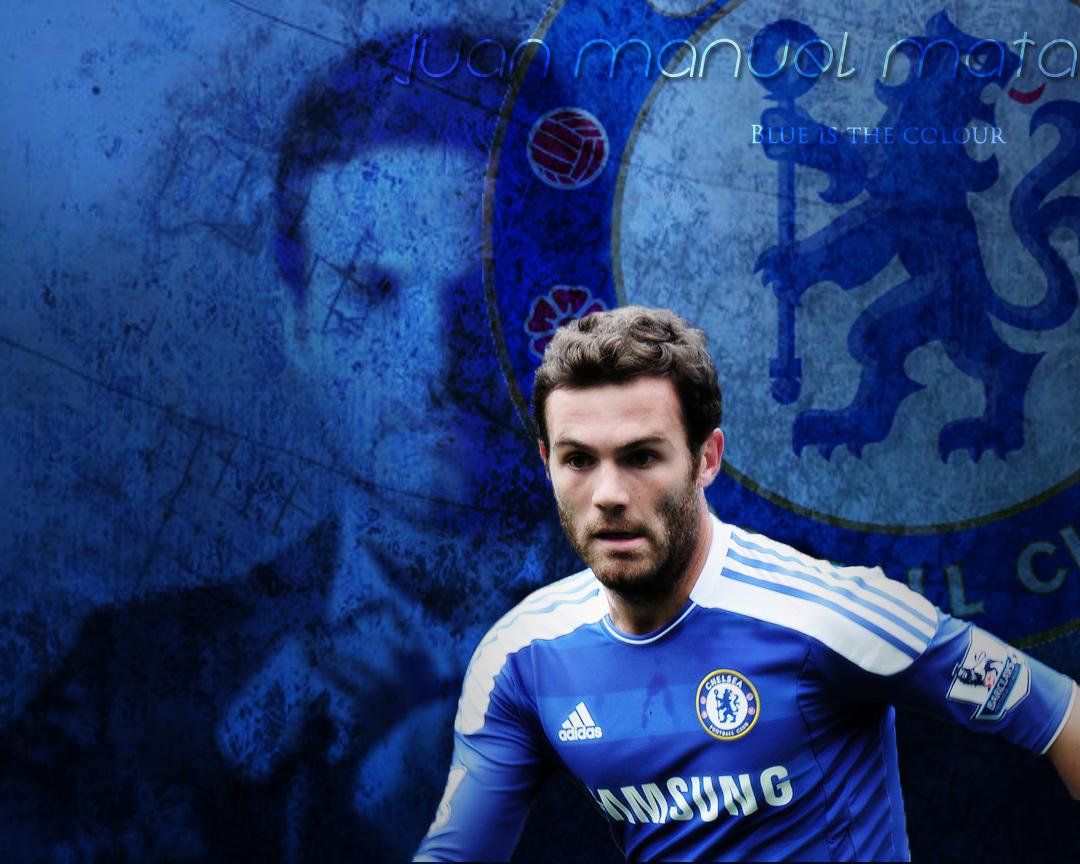 All Soccer Playerz HD Wallpapers: Juan Mata Latest HD