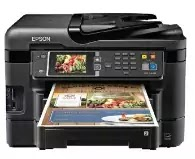 Epson WorkForce WF-3640 Printer Driver Downloads