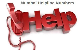 Mumbai Helpline Numbers