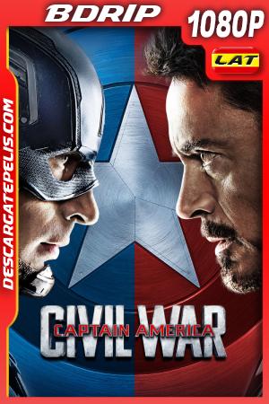 Capitán América: Civil War (2016) 1080P BDRIP Latino – Ingles