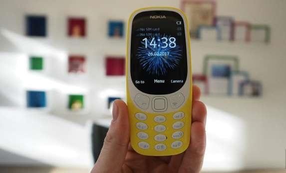 نوكيا تطلق تلفون 3310 خلال مؤتمرها الصحفي لشهر فبراير