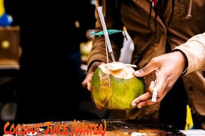 Coconut Juice Image