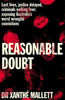 Reasonable Doubt by Dr Xanthe Mallett book cover